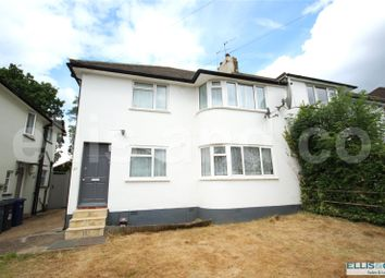 Thumbnail 2 bed flat to rent in Westmere Drive, London