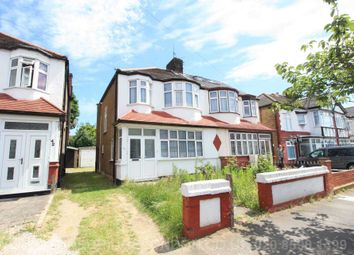 Thumbnail 4 bed semi-detached house to rent in Danehurst Gardens, Ilford