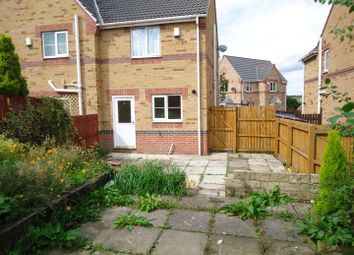 Thumbnail 2 bed town house for sale in Fieldside Close, Tong, Bradford