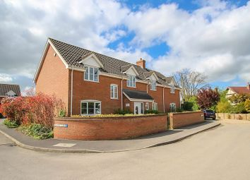 Thumbnail 5 bed detached house to rent in Laxton Avenue, Hardwick, Cambridge