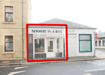 Thumbnail Commercial property for sale in 40, Nelson Street, Largs KA309Ae