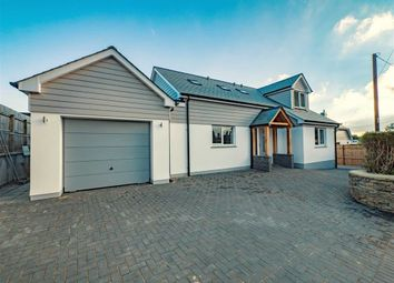 Thumbnail 3 bed detached house for sale in Poundfield, Stratton, Bude, Cornwall