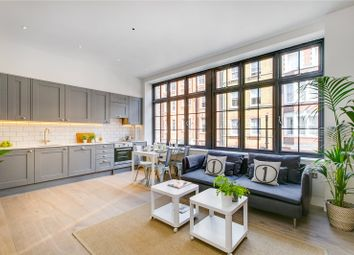 Thumbnail 2 bed flat to rent in Print Works House, 83 Great Titchfield Street, London