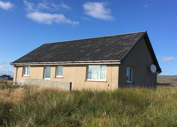 3 bed detached bungalow for sale in 6 Locheynort, Isle Of South Uist HS8