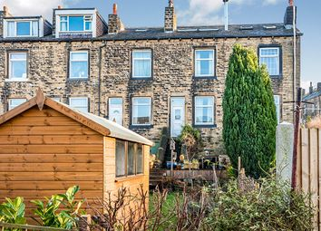 Thumbnail 3 bed terraced house for sale in Alma Terrace, Keighley