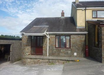 Thumbnail 2 bed semi-detached bungalow to rent in Llanddarog Road, Llanddarog, Carmarthen