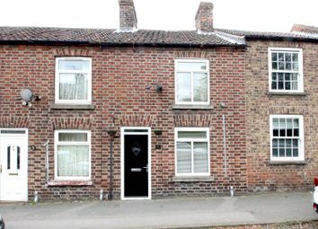 Thumbnail 2 bed terraced house for sale in Scarborough Road, Driffield