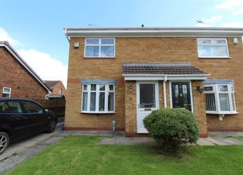 2 bed semi-detached house for sale in Countess Close, Hull HU6