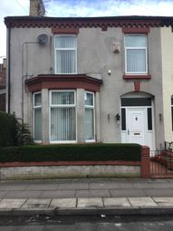 Thumbnail 4 bed terraced house for sale in Kenmare Road, Liverpool