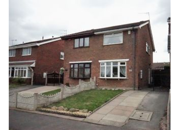 Thumbnail 2 bed semi-detached house for sale in Farnworth Road, Stoke-On-Trent