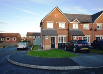 Thumbnail 3 bed terraced house to rent in Manor Court, Stanley
