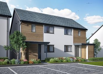 Thumbnail 3 bed semi-detached house for sale in Priory Fields, Plympton