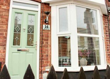 Thumbnail 2 bedroom terraced house for sale in Beaver Road, Beverley