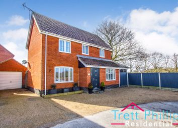 3 bed detached house for sale in John Woodhouse Drive, Caister-On-Sea, Great Yarmouth NR30