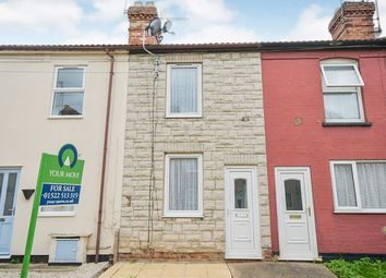 2 bed terraced house for sale in Albany Terrace, Lincoln, Lincolnshire LN5