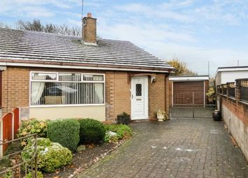Thumbnail 2 bed semi-detached bungalow for sale in Poplar Drive, Kidsgrove, Stoke-On-Trent