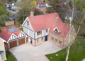 Thumbnail 6 bed detached house for sale in Walnut Close, Much Hadham