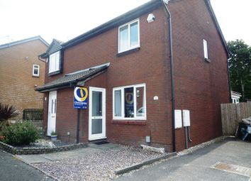 Thumbnail 3 bed semi-detached house to rent in Purdey Close, Barry