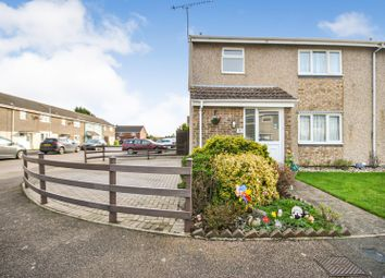 Thumbnail 3 bed end terrace house for sale in Crofters End, Sawbridgeworth, Hertfordshire