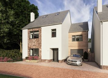 Thumbnail 4 bed detached house for sale in The Redwood, Stowford Mill, Ivybridge