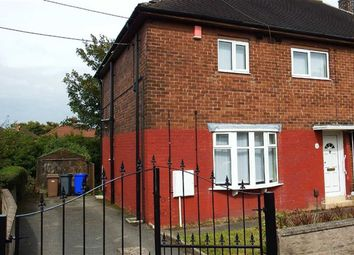 Thumbnail 3 bed semi-detached house to rent in Greyfriars Road, Stoke-On-Trent