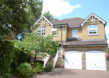 Thumbnail 5 bedroom detached house for sale in The Fallows, Ray Mill Road East, Maidenhead