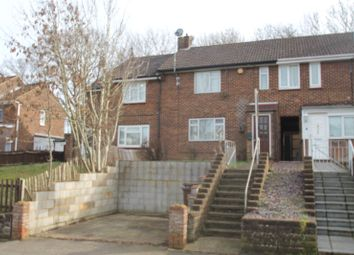 Thumbnail 3 bed terraced house for sale in Churchill Avenue, Wayfield, Kent
