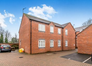 Thumbnail 2 bed flat for sale in Greenhill Mews, Lichfield