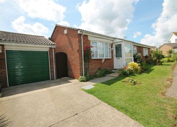 Thumbnail 3 bed detached bungalow for sale in Burnham Close, Walton On The Naze