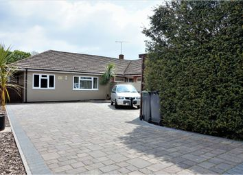 Thumbnail 3 bed semi-detached bungalow for sale in Milton Road, Waterlooville