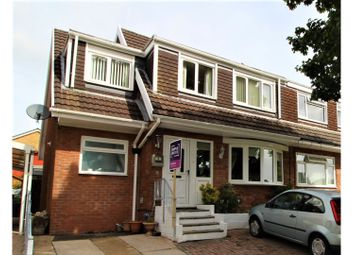4 bed semi-detached house for sale in Clos Crucywel, Morriston SA6