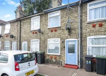 Thumbnail 2 bedroom terraced house for sale in Union Street West, Stowmarket
