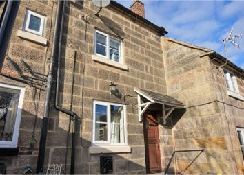 Thumbnail 2 bed terraced house for sale in Main Road, Mayfield