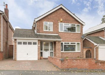 3 bed detached house for sale in Woodford Close, Rise Park, Nottinghamshire NG5