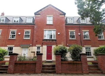 Thumbnail 4 bed town house for sale in Leigh Road, Leigh, Leigh