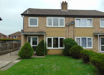 Thumbnail 3 bed property to rent in Hill Top Drive, Harrogate