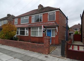 Thumbnail 3 bed semi-detached house for sale in Pembroke Drive, Redvales, Bury, Greater Manchester
