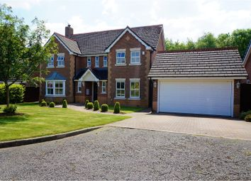 Thumbnail 4 bed detached house for sale in Buttermere Drive, Alderley Edge