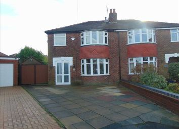 3 bed semi-detached house for sale in Derwent Road, Warrington WA4