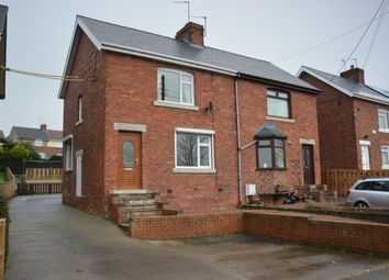 Thumbnail 2 bed semi-detached house to rent in Durham Road, Lanchester, Co Durham