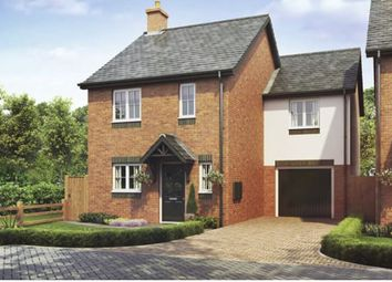 Thumbnail 4 bedroom link-detached house for sale in Bramshall Road, Uttoxeter, Staffordshire