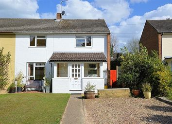 Thumbnail 3 bed semi-detached house to rent in Abbots Road, Burghfield Common, Reading