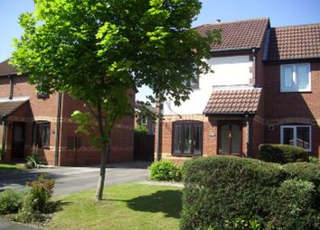 Thumbnail 2 bed property to rent in Church Meadow Road, Rossington, Doncaster