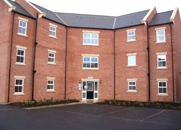 Thumbnail 1 bed flat to rent in Lilac Lodge, Larch Road, Selby
