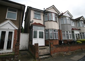 Thumbnail 4 bed semi-detached house to rent in Albany Road, Romford