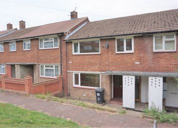 Thumbnail 3 bed terraced house to rent in Barnfield Road, Orpington