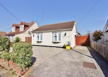 Thumbnail 2 bed detached bungalow for sale in Malvern Avenue, Canvey Island