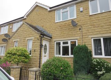 Thumbnail 2 bed terraced house for sale in Broad Way Court, Thornhill, Dewsbury