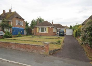 Thumbnail 3 bed detached bungalow for sale in Dunster Close, Swindon, Wiltshire