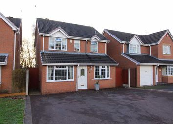 Thumbnail 3 bed detached house for sale in Charlecote Drive, Milking Bank, Dudley